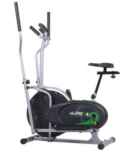 Home Office Fitness Workout Machine Elliptical Trainer and E