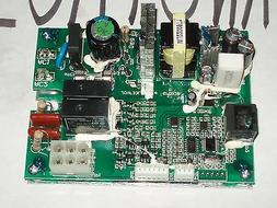 Horizon Performance E1200 motor controller  lower board