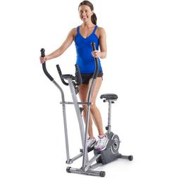 Hybrid 3.2 Bike / Elliptical 2 In 1 Trainer Exerciser Fitnes