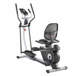 ProForm Hybrid Trainer Elliptical & Recumbent Bike PFEL03815