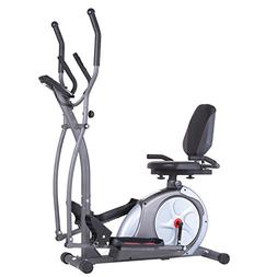 Body Champ New & Improved 3-in-1 Trio-Trainer/Elliptical, Up