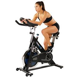 EFITMENT Indoor Cycle Bike, Magnetic Cycling Trainer Exercis
