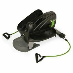 Stamina InMotion Compact Strider with Upper Body Cords, Blac