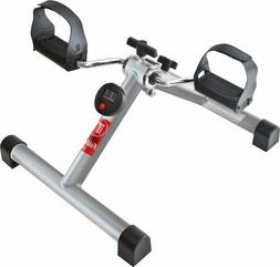 Stamina InStride Folding Exercise Bicycle Weight Loss Portab