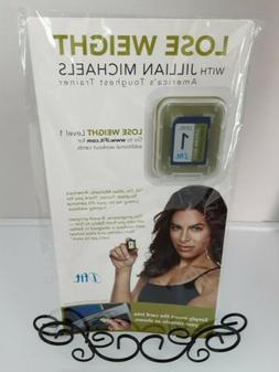 iFit Jillian Michaels Lose Weight Level 1 SD Card Workouts T