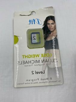 iFit Jillian Michaels Lose Weight Level 2 SD Card Workouts T