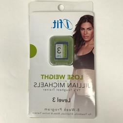 ifit Jillian Michaels Lose Weight Level 3 SD Card Workout Tr