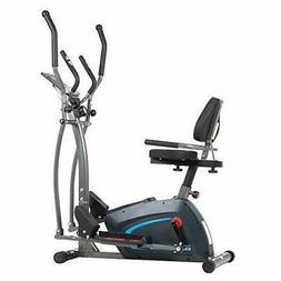 Body Champ JUST LAUNCHED 3-in-1 Trio-Trainer/Elliptical, Upr