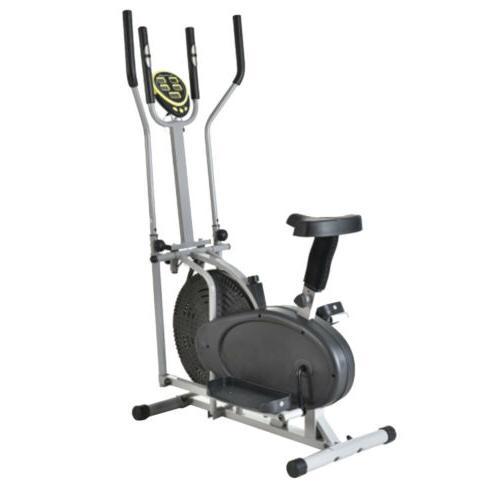 Elliptical 2 1 Workout Exercise