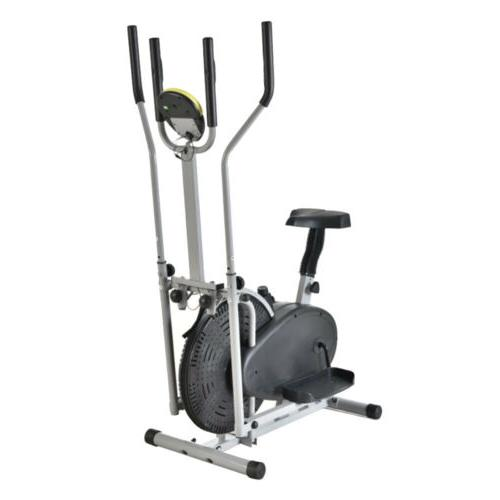 Elliptical 2 1 Fitness Workout Exercise