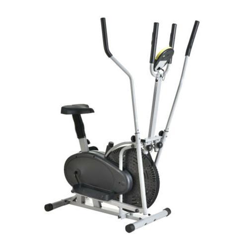 Elliptical Bike 1 Workout Exercise