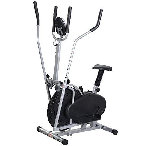 Goplus Elliptical Cross Trainer Model