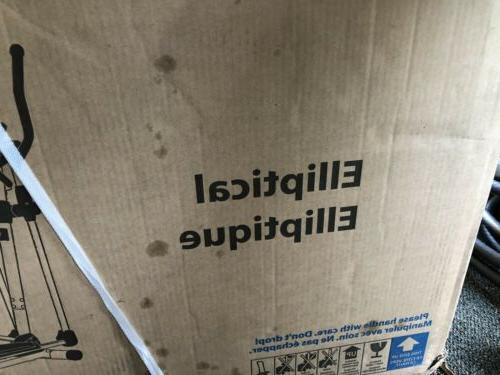 Exerpeutic 1000XL High Magnetic Elliptical NEW