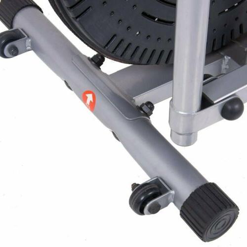 2 EXERCISE Stepper Machine Bike Trainer Cardio