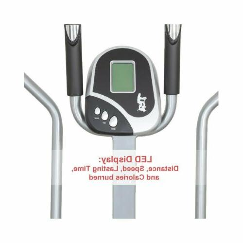 2 IN1 Stepper Cardio Fitness