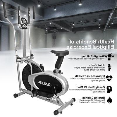 2 in Fitness Workout Gym Machine
