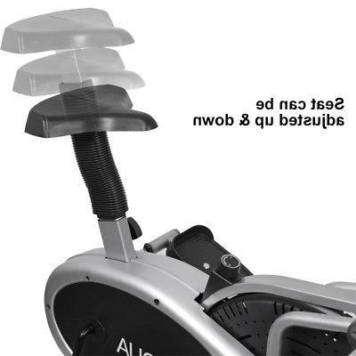 2 Elliptical Bike Cross Fitness Machine