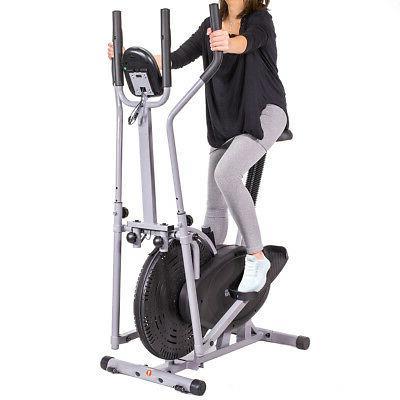 Elliptical Cross 2 Bike Cardio Gym