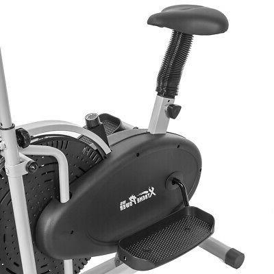Elliptical 2 1 Bike Fitness Gym
