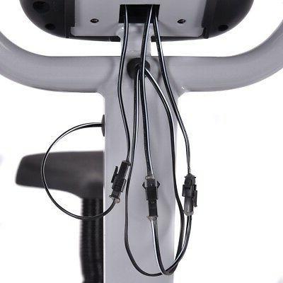2 in1 Cross Trainer Fan Bike Display