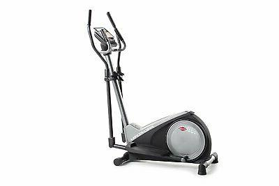 295 cse elliptical exercise workout machine threshold
