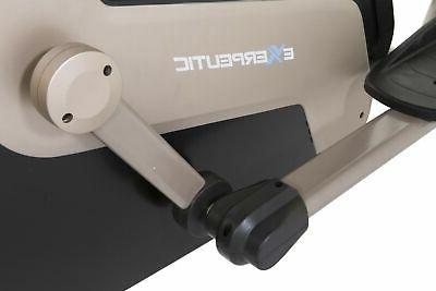Exerpeutic Trainer with Transmission Drive/Bluet