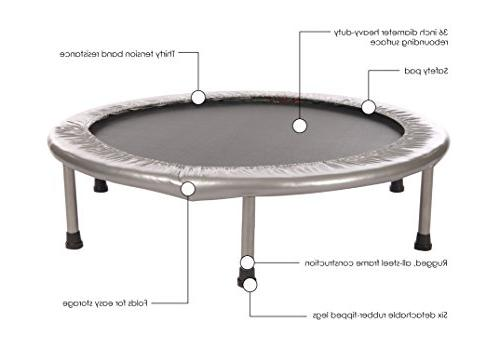 Stamina Products - Trampoline 35-1625 36 in.