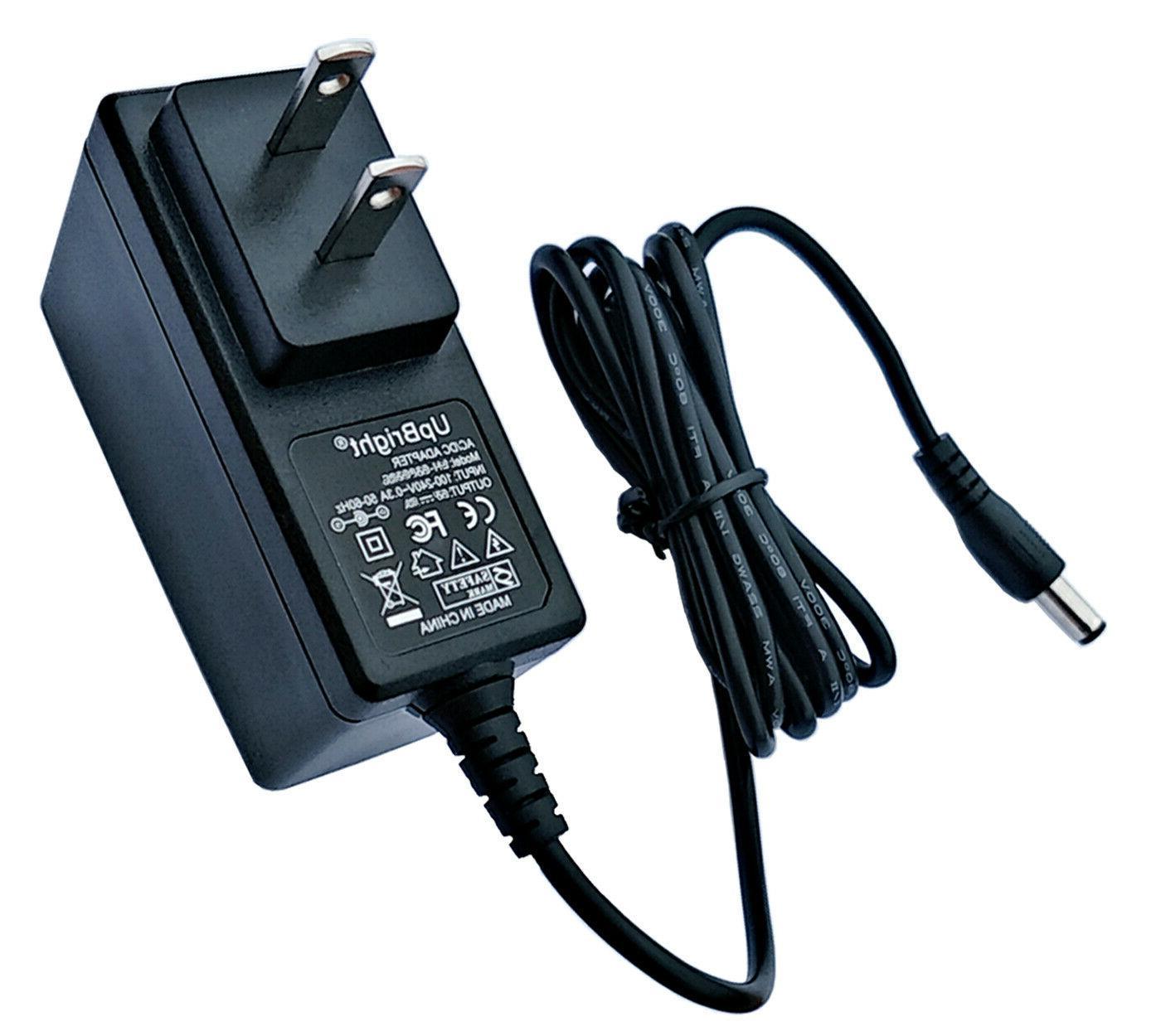 9V AC Adapter For Schwinn 418 430 Elliptical Trainer Charger