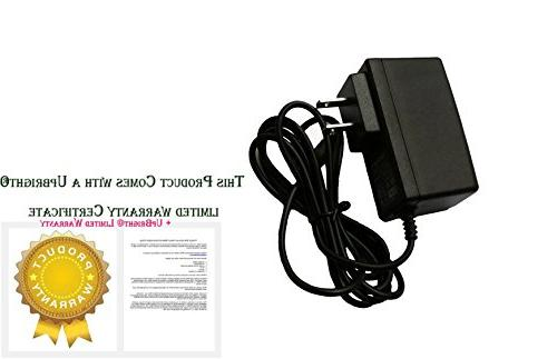UpBright AC Adapter For gym 300 Charger