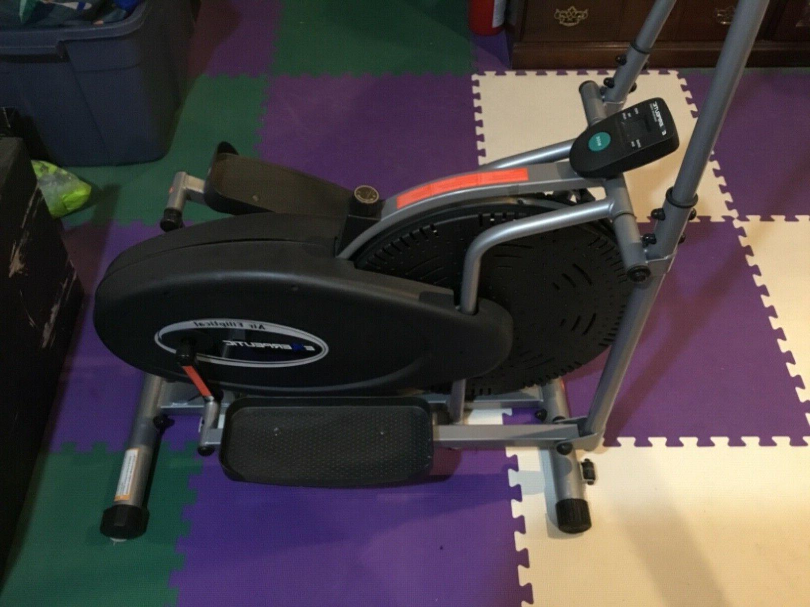Exerpeutic with Equipment Mat