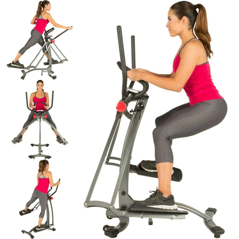 air exercise trainer elliptical bike