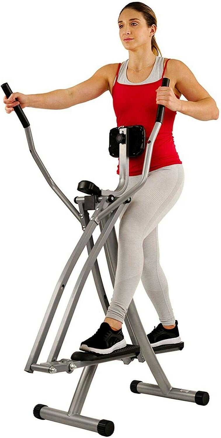 air walk trainer elliptical machine glider w