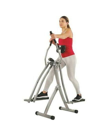 air walk trainer fitness elliptical machine glider