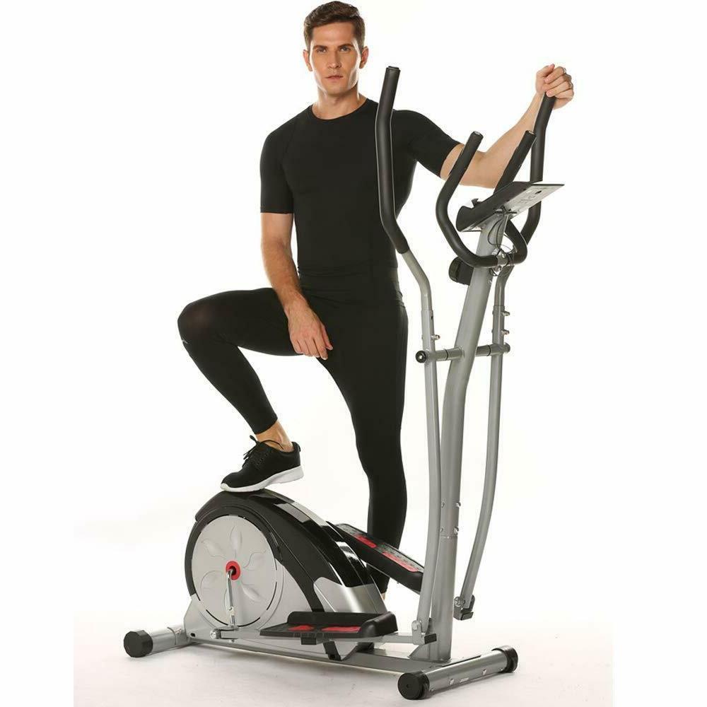 ortable Elliptical Machine Fitness Workout Cardio Training M