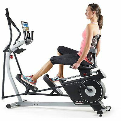 2-in-1 Machine Screen Exercise Workout New