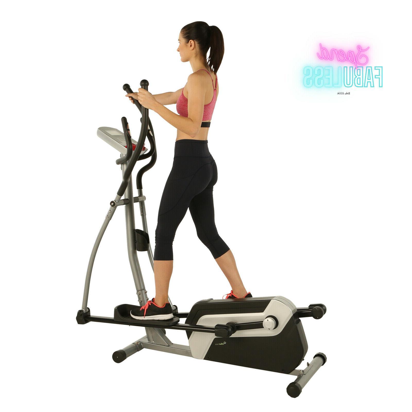 Bluetooth Elliptical Exercise Machine