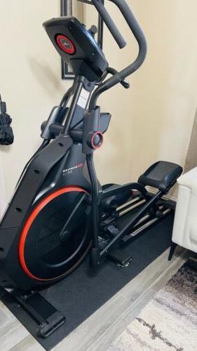 bxe116 elliptical machine