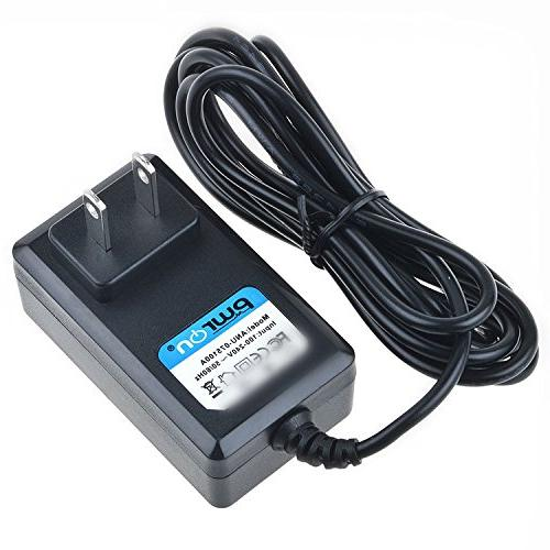 PwrON AC to Adapter Epic Spirit 800 Recumbent Stationary Bicycle Supply Cord