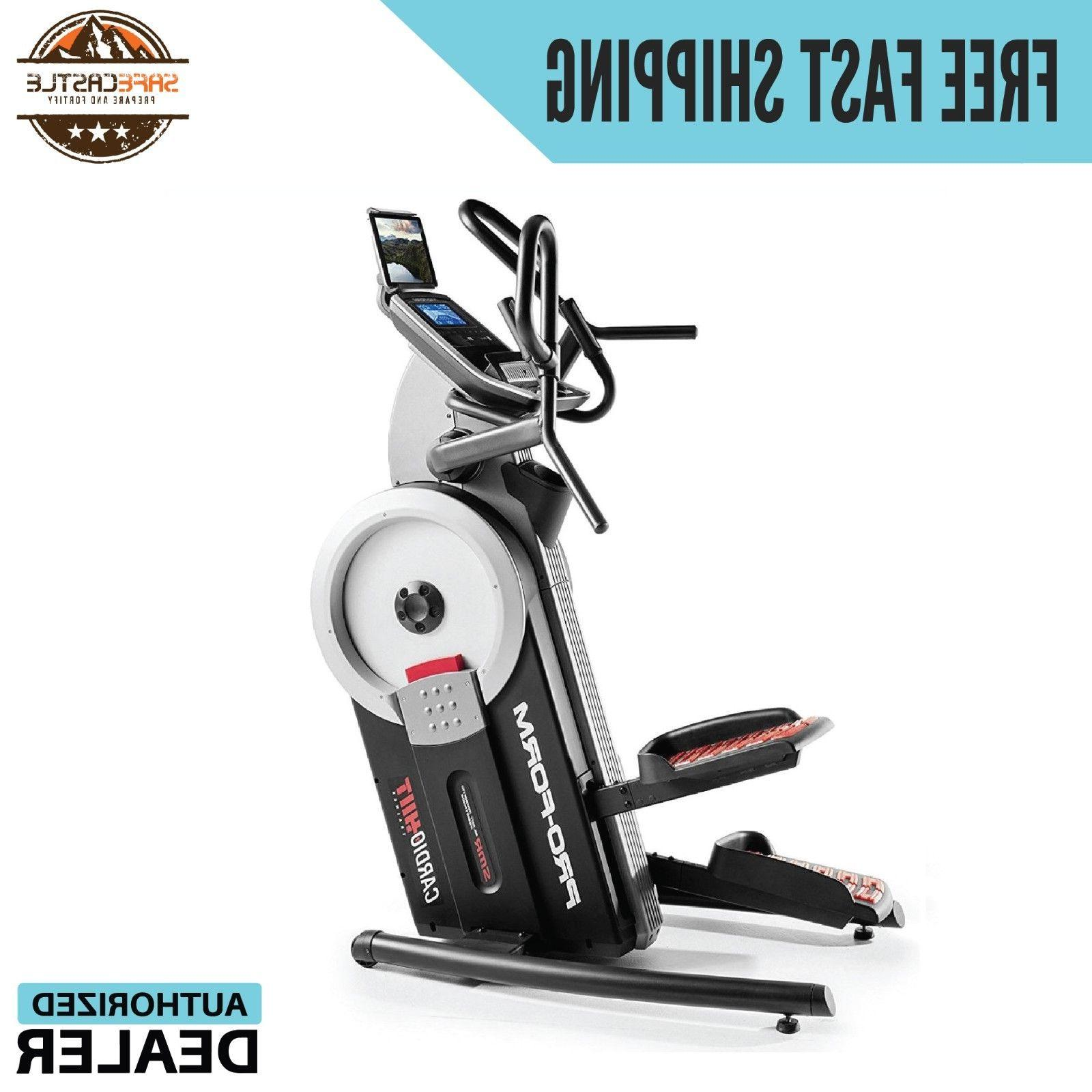 ProForm Workout Machine- PFEL09915, Delivery