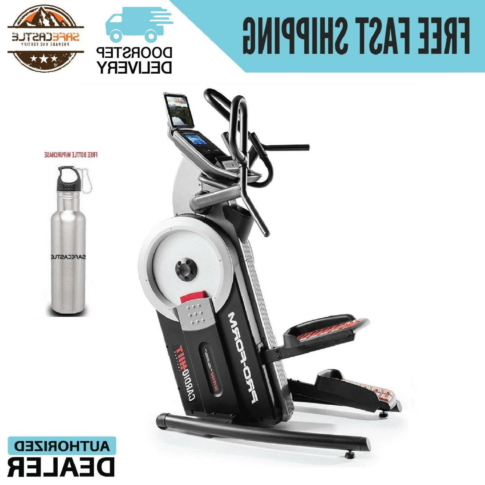 cardio hiit elliptical workout machine pfel09915 threshold
