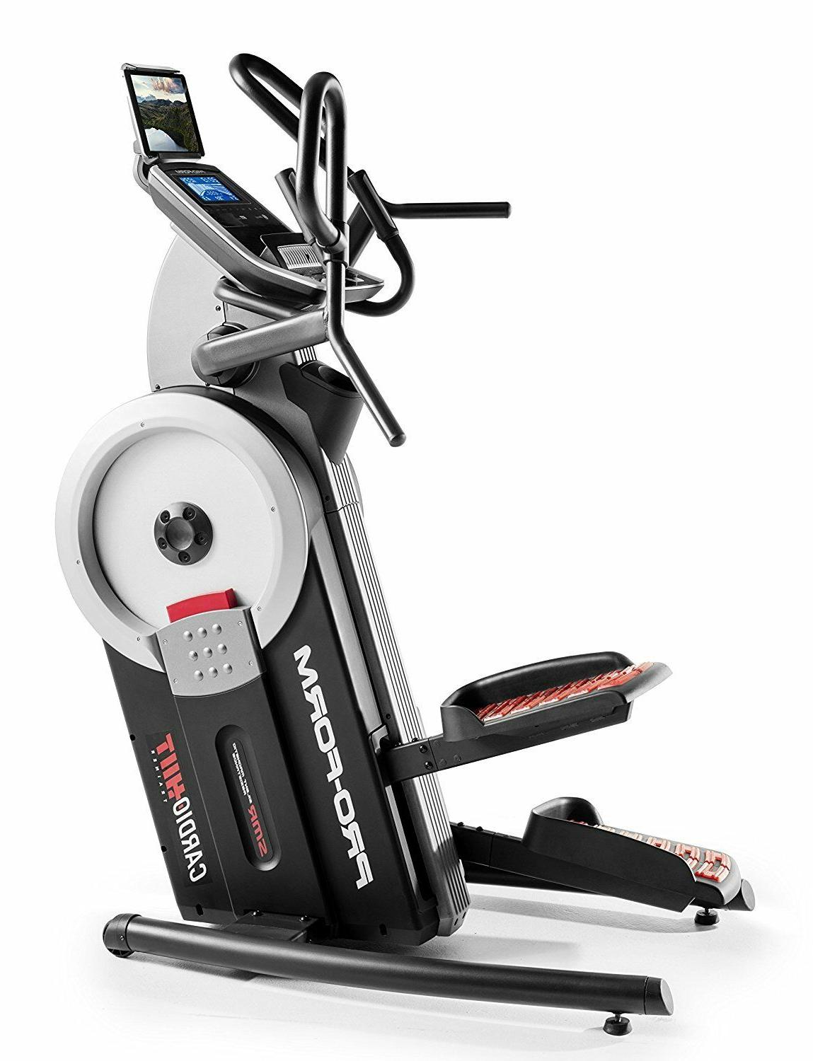 cardiohiit elliptical trainer