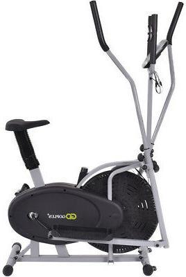 Cross Trainer Machine Fan Bike Elliptical New