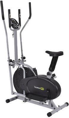 cross trainer machine fan bike 2 in