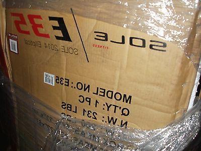 e35 elliptical machine local pickup in nj
