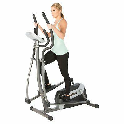 Fitness Magnetic Elliptical Gray