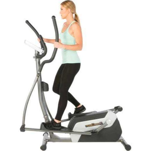 FITNESS REALITY E5500XL Magnetic Elliptical Trainer with Tar