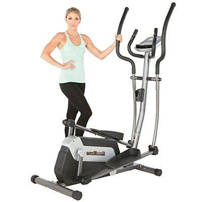e5500xl magnetic elliptical trainer with target workout