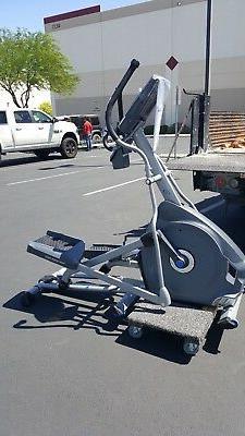 Nautilus E614 Workout Treadmill Exercise