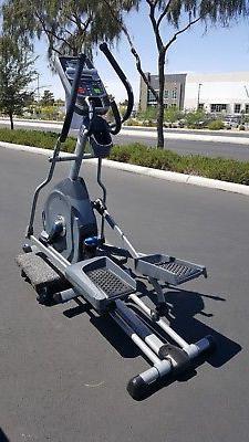 Nautilus E614 Elliptical Machine Workout Stair Treadmill Car