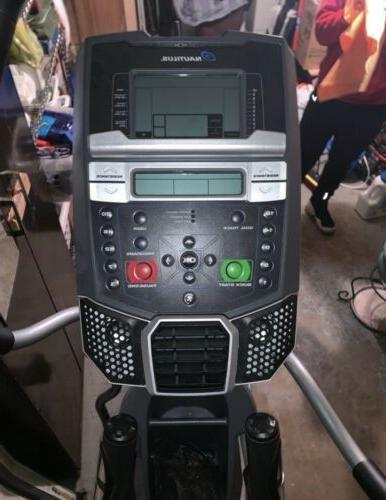 e614 elliptical trainer